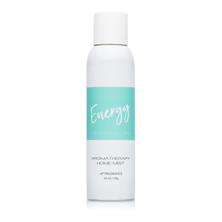 6 oz. Energy, Aromatherapy Home Mist with essential oils.