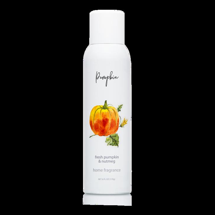 6 oz. Pumpkin Home Fragrance Spray with essential oils.