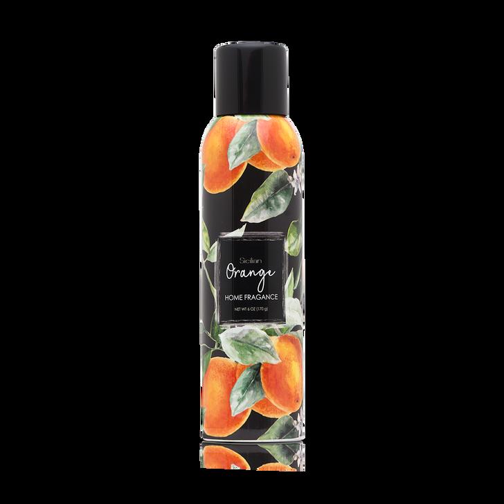 6 oz. Sicilian Orange Home Fragrance with essential oils.