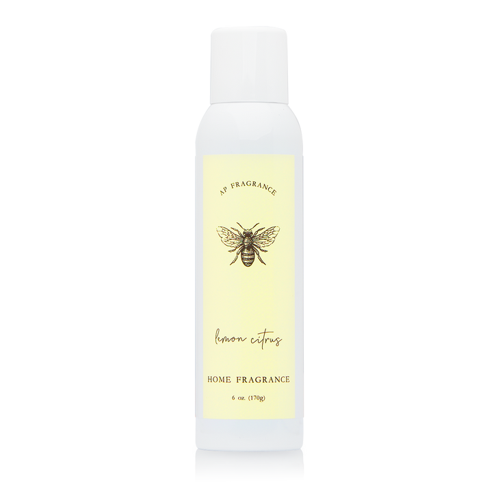 6 oz. Lemon Citrus (Bee) Home Fragrance with Essential Oils.