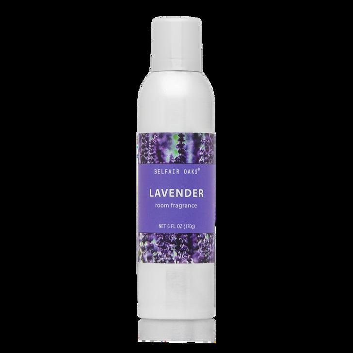 Belafir Oaks , Lavender  Room Spray with essential oils.
