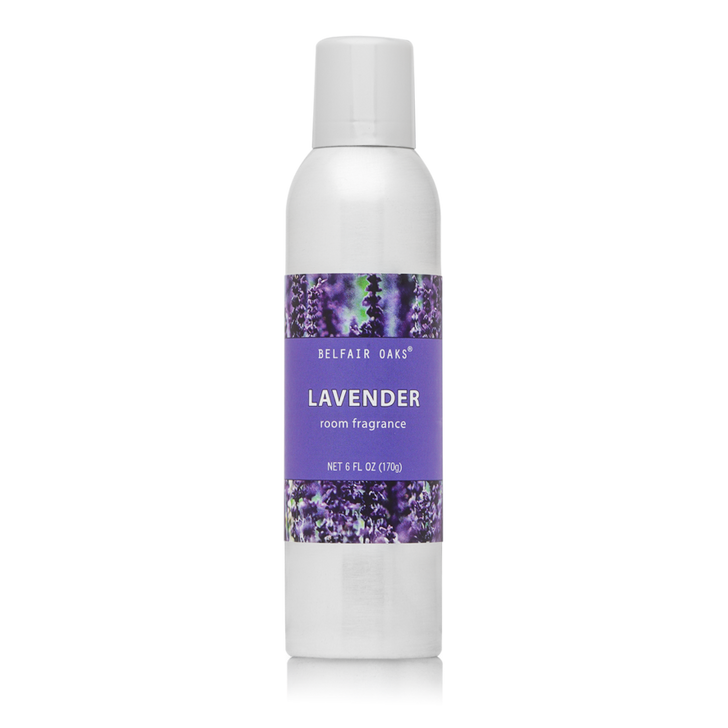 Belafir Oaks , Lavender  Room Spray with essential oils.