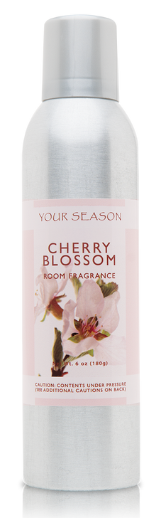 Your Season~ Cherry Blossom  Room Fragrance with essential oils.