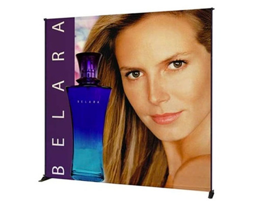 The Wall 8x10 Banner Stand