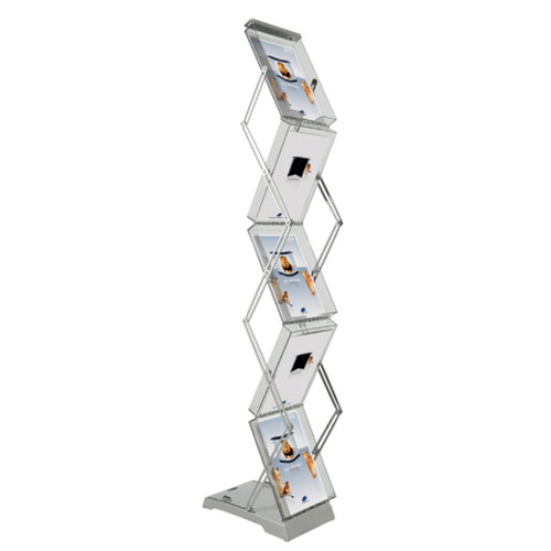 Brochure Stand Double Sided Expolinc