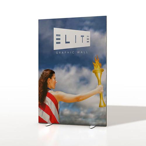 Elite Graphic Wall 4' x 6' Printed Fabric Display