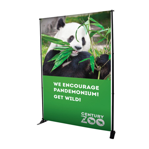 6ft Deluxe Exhibitor Display Kit (254140)