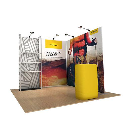 WaveLine® Merchandiser Kit 20 / 10ft