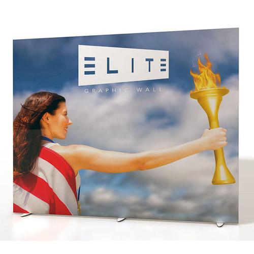 Elite Graphic Wall 10' x 8' Printed Fabric Display