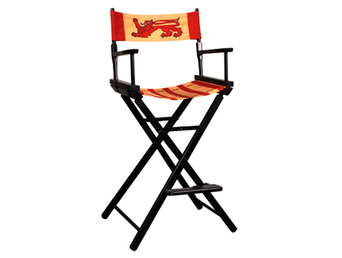 "Director Chairs Counter Height 30"" Dye Sublimation"