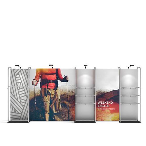 WaveLine Merchandiser Kit 04 / 20ft