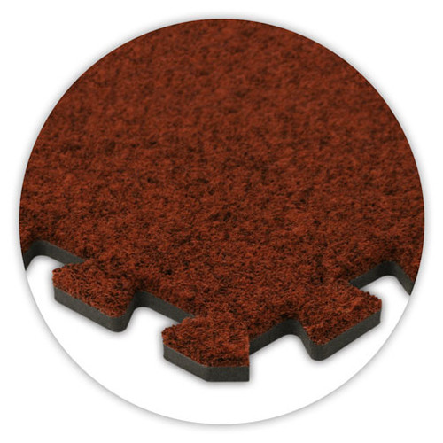 Soft Carpet Red Flooring