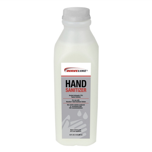 Sanitizer Liquid for Waveline Station