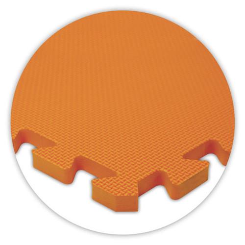 Soft Flooring Orange