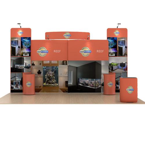 WaveLine 20ft Straight Reef Kit C