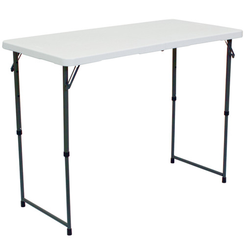 4ft Plastic Folding Table for Events (280018)