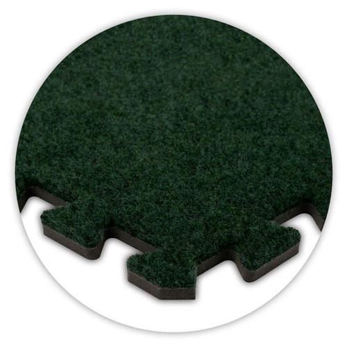 Soft Carpet Emerald Green Flooring