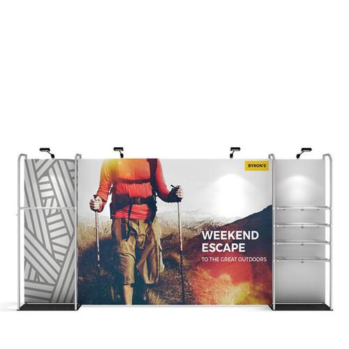 WaveLine Merchandiser Kit 03 / 16ft
