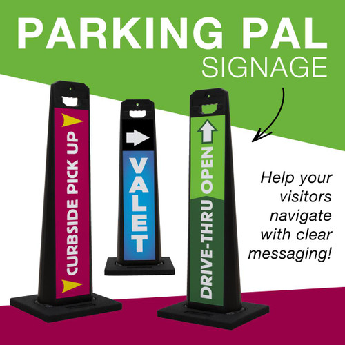 Parking Pal Kit Double-sided Display