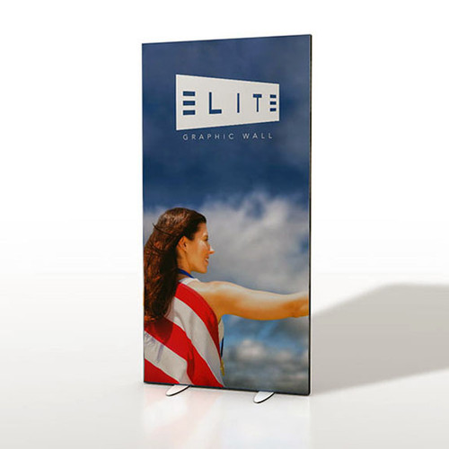 Elite SEG Graphic Wall 3' x 6' Printed Fabric Display