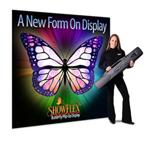 ShowFlex Tension Fabric Trade Show Displays