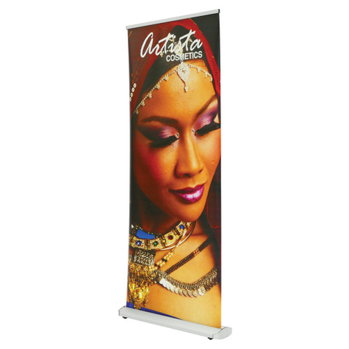 """Alpine Deluxe Banner Stand 33.5""""X 79"""" (PGRUP80G)"""