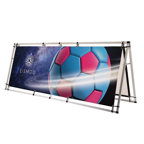 8ft Horizontal A-Frame Double Sided Graphic Kit