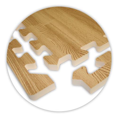 Soft Wood Light Oak Flooring