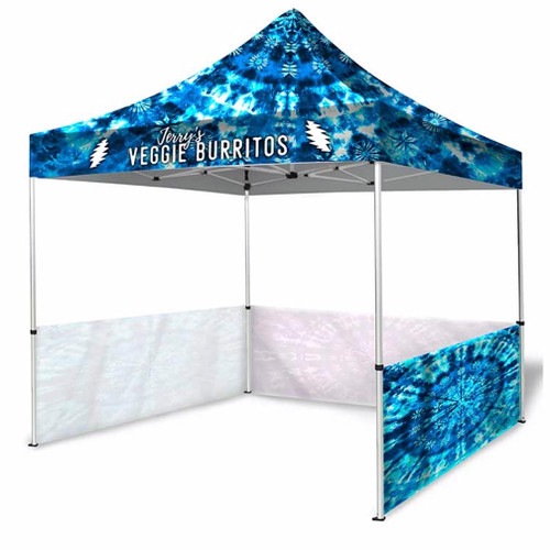 10ft Tent Package with Walls