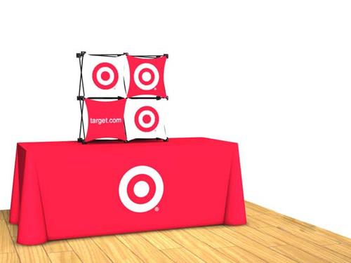 SalesMate 2x2 Table Top Kit A