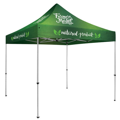 Deluxe 10' X 10' Event Tent Kit (Full-Color, Full Bleed Dye-Sublimation) (240629)