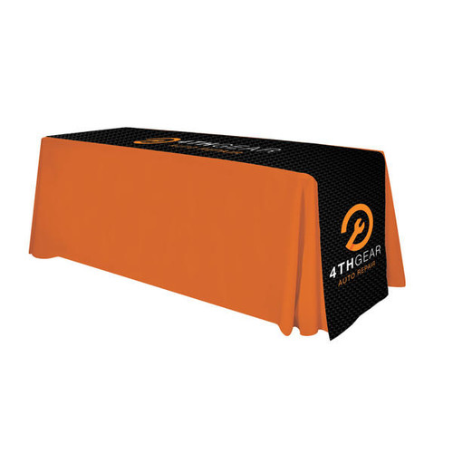 "125"" Lateral Runner (Full-Color, Full Bleed Dye Sublimation) (105114)"