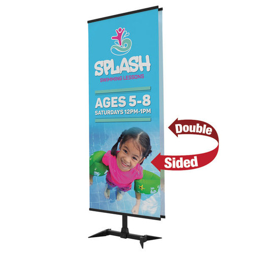 Base-X Banner Display Kit, Double-Sided (263130)