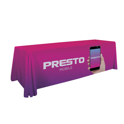 8ft Premium Table Throw (109071)