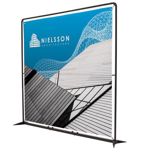 8.5ft FrameWorx Banner Display Kit, Single-Sided (400 Denier Polyester) (263328)