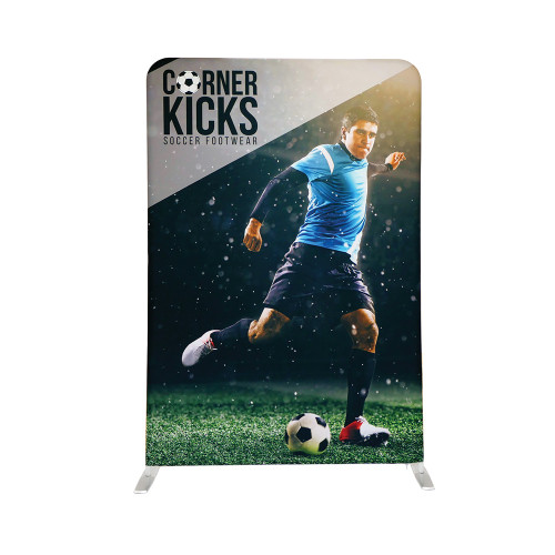 EZ Stand 5 Ft. X 7.5 Ft. Double-Sided Graphic Package (WS-EZSTND60X90G2)