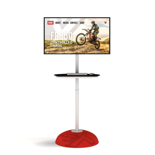 "MonitorStand Holder up to 55"" TV WaveLine®"
