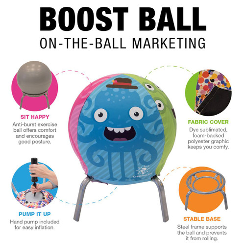 Boost Ball Chair Kit