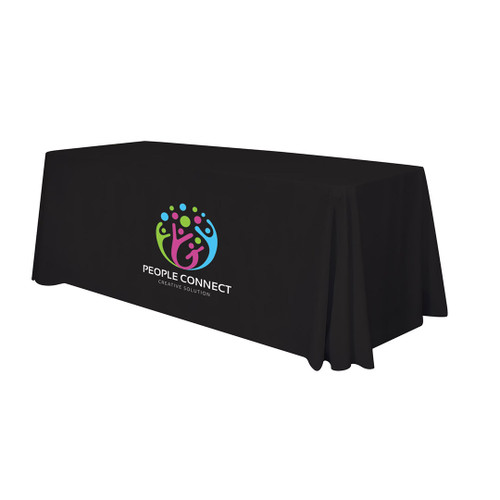 6ft Enviro Standard Table Throw (Full-Color Imprint, One Location) (107141)