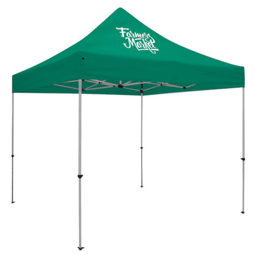 Deluxe 10' Tent Kit (Full-Color Imprint, One Location) ( 240621)
