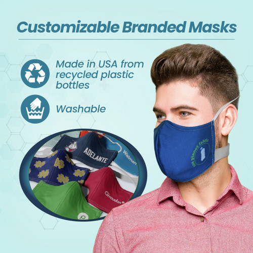 Imprinted Non-Medical Face Covers