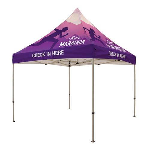 Summit Tent 10' Kit (Full-Bleed Dye Sublimation)