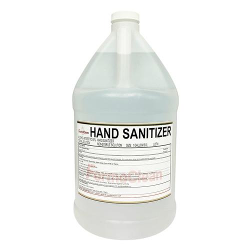 Liquid Sanitizer Refill 1 Gal. (Minimum order 4)