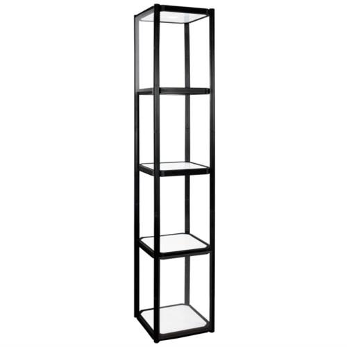 Twist Portable Display Cabinet 4 Shelves (TWIST-4)
