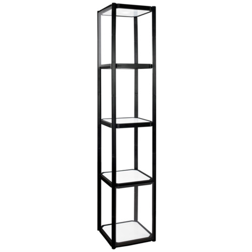 Twist Portable Display Cabinet 4 Shelves (TWIST-4)