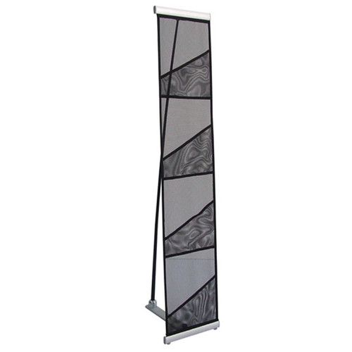 MESH Single Literature Display Stands