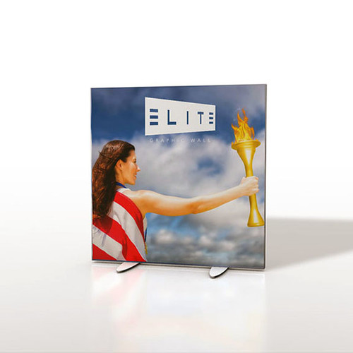 Elite Graphic Wall 3' x 3' Printed Fabric Display