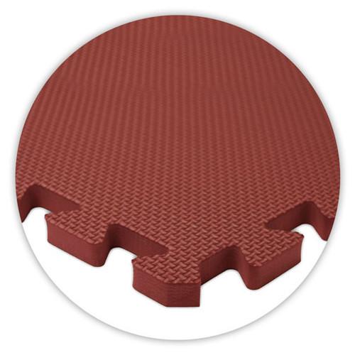 Soft Flooring Burgundy