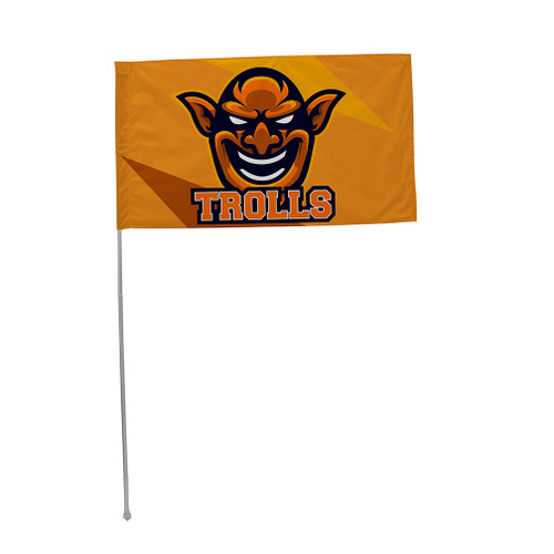 Spirit Flag Kit (Single-Sided) - 3' x 5'
