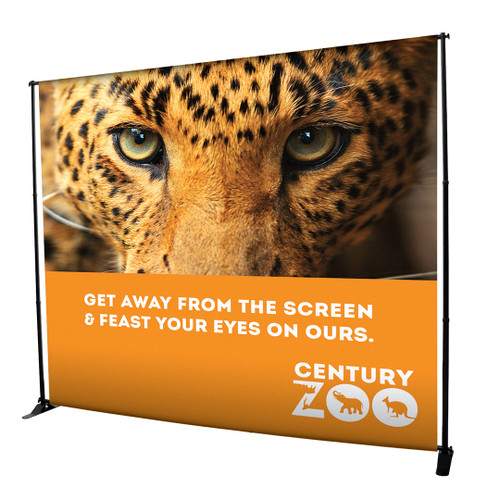 10ft Deluxe Exhibitor Display Kit